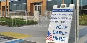 Early Voting at Supervisor of Elections Office
