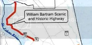 Bartram Scenic and Historic Highway