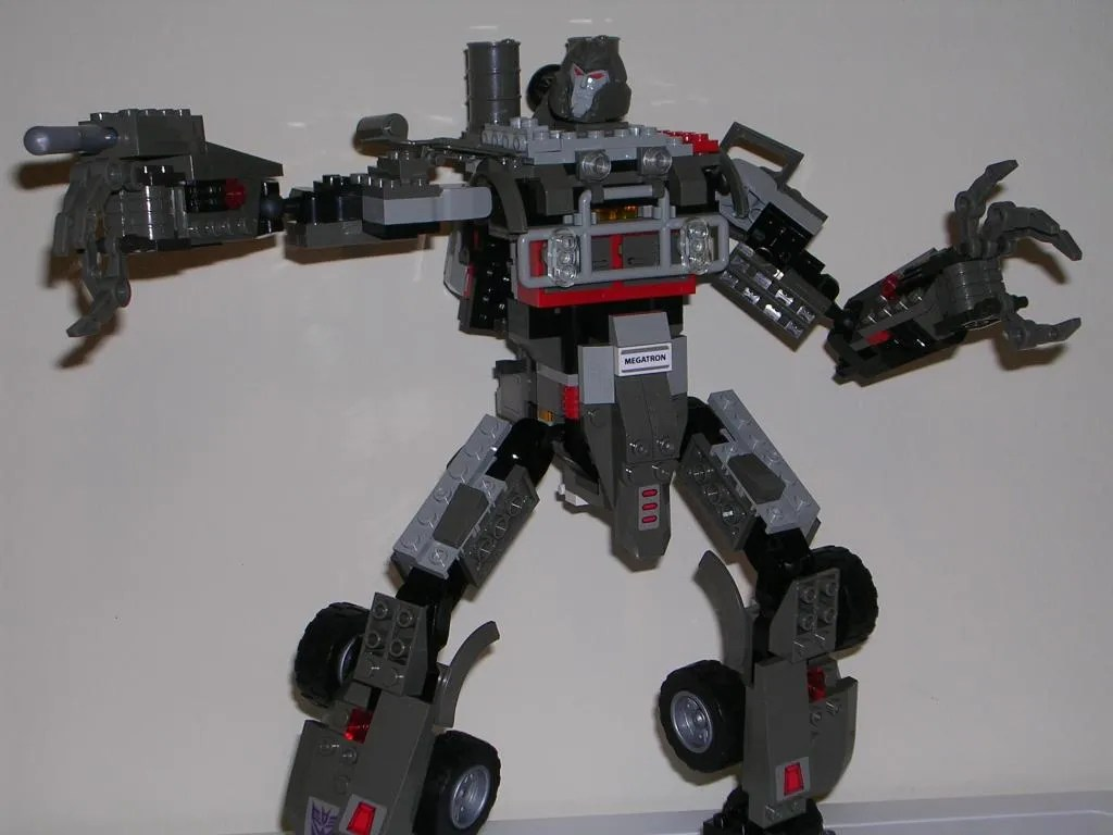 kre o transformers optimus prime instructions