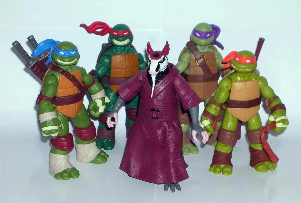 teenage mutant ninja turtles splinter nickelodeon by