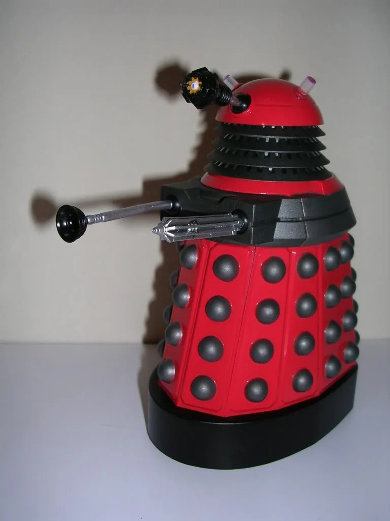 New Dalek Paradigm Design Debate