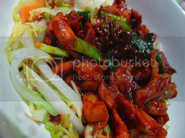 Spicy Chicken Bulgogi - Food Made With Love