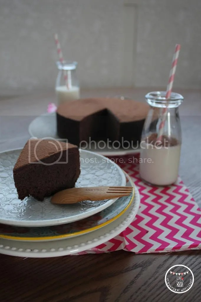 milo brownie pound cake