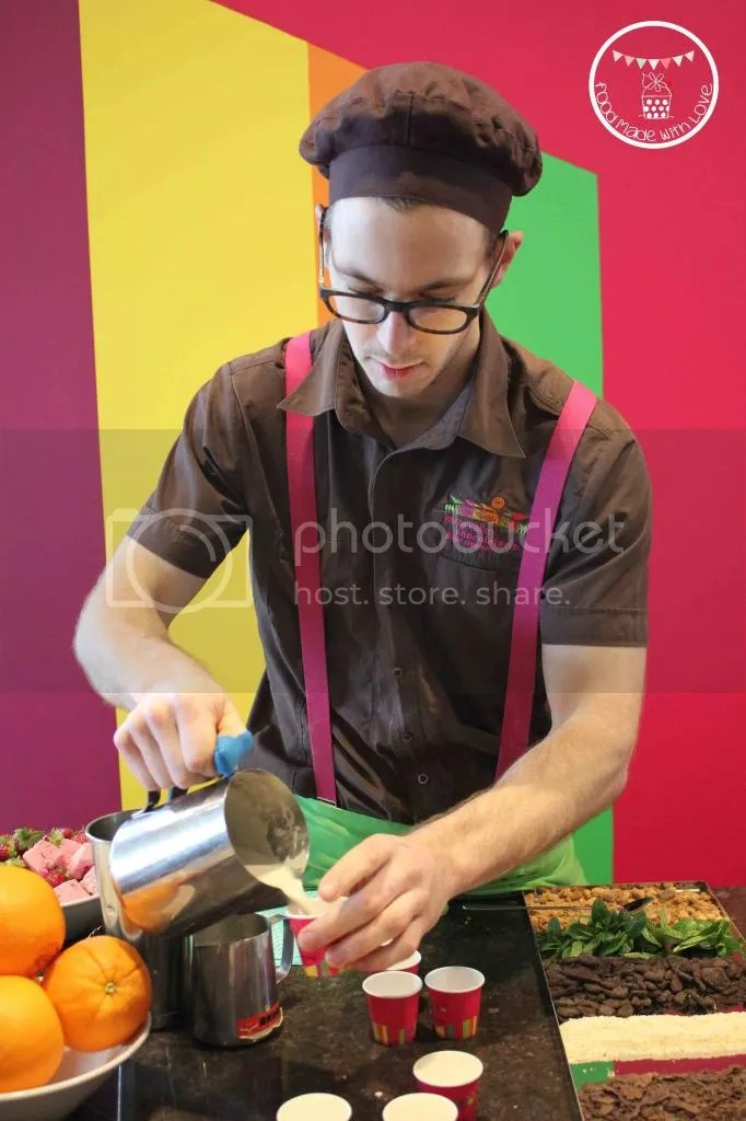 Josh - Head barista