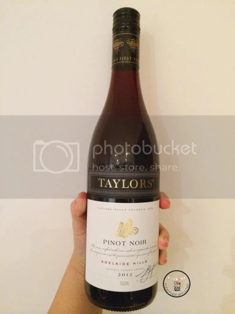 Taylors Estate Pinot Noir