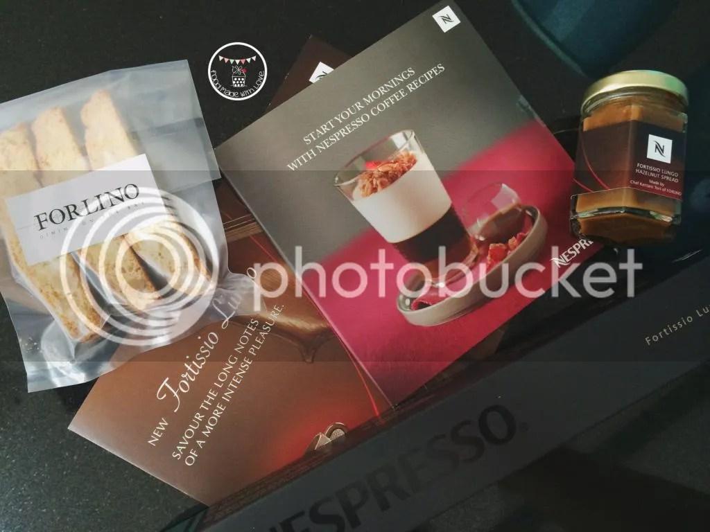 Nespresso SG Fortissio Lungo
