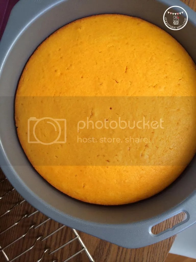 The yellow layer - lemon