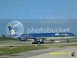 Air Comet Airbus A340