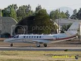 Cessna Citation private operator en Santiago