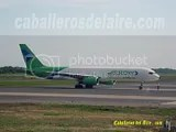 ARROW Boeing B757 en Caracas