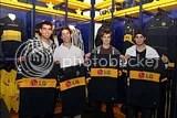 Nike 09/10 Boca Juniors Camiseta