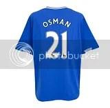 Everton 09-10 Le Coq Sportif Home Kit