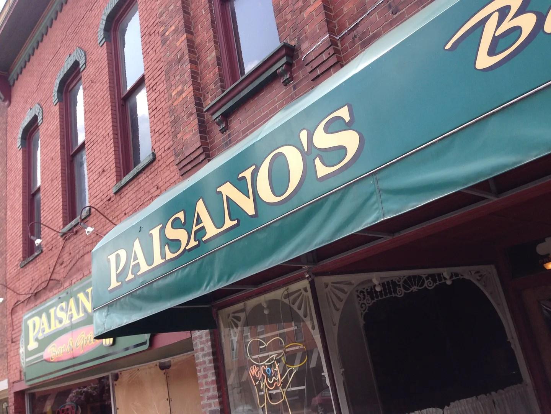 Paisanos Bar & Grill