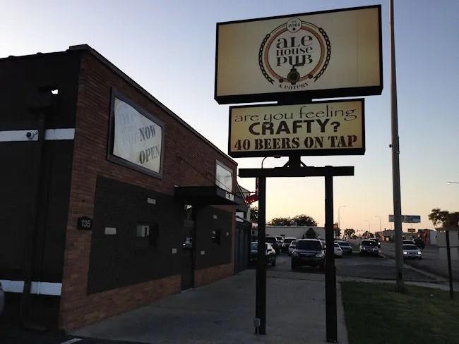 The Ale House Pub & Eatery
