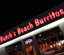 Butch's Beach Burritos - Spring Lake