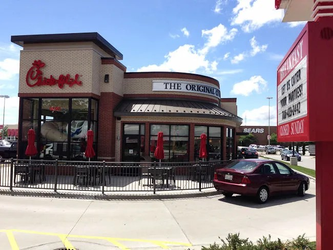 Chick-Fil-A Chicago Ridge
