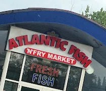 Atlantic Fish n' Fry Market