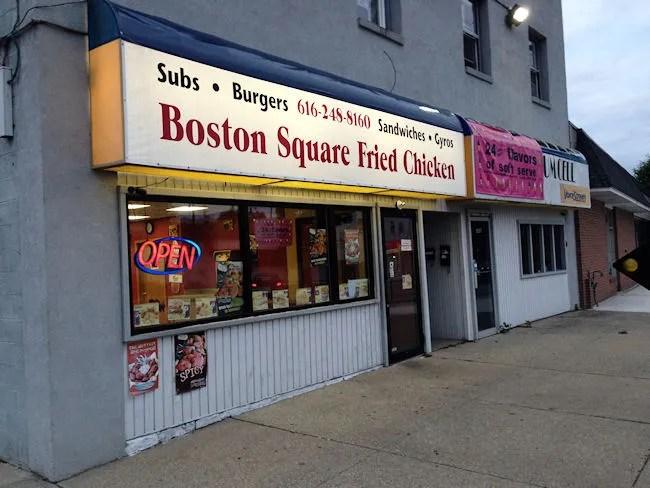 Boston Square Fried Chicken