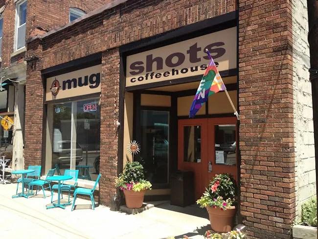 Mug Shots Coffeehouse