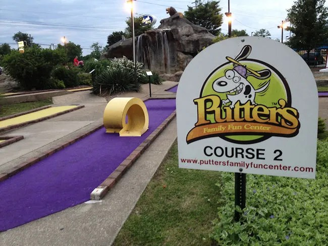 Putters Family Fun Center