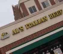 Als Beef on 95th in Oak Lawn.
