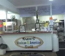 Andys Mexican & American Deli inside Browers Foods & Hardware in Holt