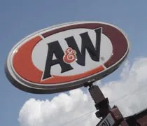 The A & W Restaurant on East Oakland Avenue in Lansing.