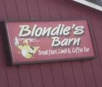 Blondies Barn on Marsh Road in Haslett.