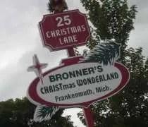 Bronners CHRISTmas Wonderland in Frankenmuth
