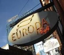 Europa Patisserie Cafe in Detroits Greektown