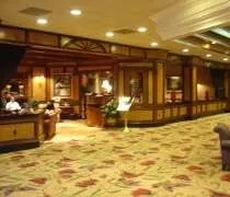 The entrance to Christies Bistro inside the Sheraton Lansing