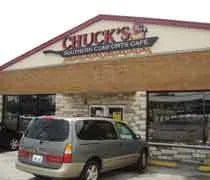 Chucks Southern Comforts Cafe on 79th and Central in Burbank, IL