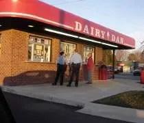 Dairy Dan near the Holt/Lansing city line