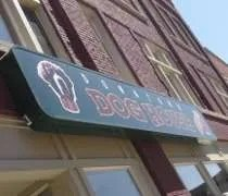 The Downtown Dog House on Allegan Street in downtown Lansing.