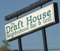 The Draft House Neighboorhood Bar & Grill on Old US 27 outside of Dewitt