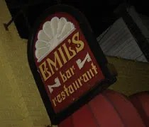 Emils Restaurant on Michigan Avenue in Lansing.