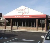 Franks Press Box between I-96 and the Lansing Mall on Saginaw Highway