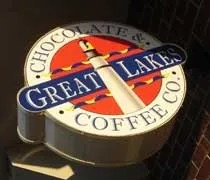 Great Lakes Chocolate & Coffee Company in the Stadium District near Downtown Lansing