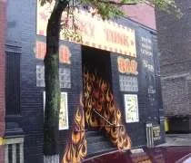 Honky Tonk BBQ on 18th Street in Chicago.