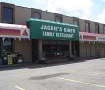 Jackies Diner in the old Dons Windmill Truckstop location.