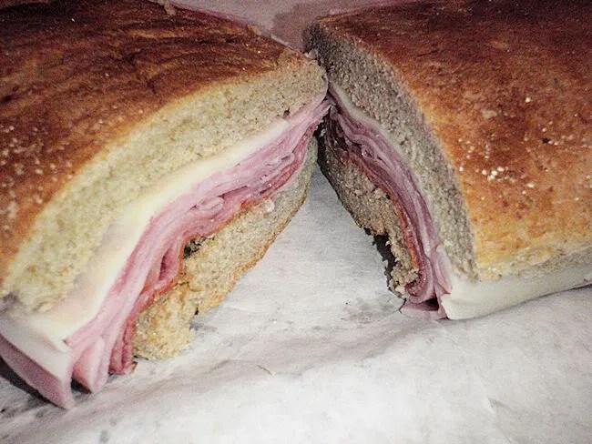 #6 The Boss! (Ham, Cheese, Capacola, Salami, Prostini, Pepperoni)