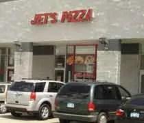 Jets Pizza on S. Cedar St. in Lansing