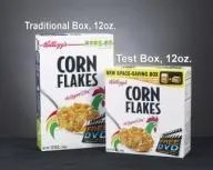 The new boxes Kelloggs is testing in the Detroit market