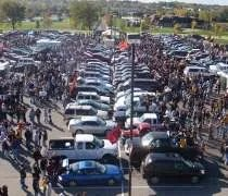 Tailgating at Kelly/Shorts Stadium