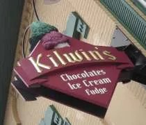 Kilwins Chocolate & Ice Cream Shop on State Street in St. Joseph