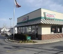 The first Krispy Kreme I ever went to in Midlothian, IL