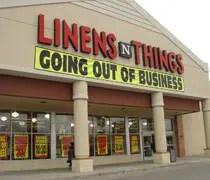 Linens n Things in the Frandor Shopping Center