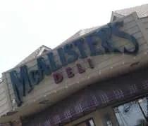 McAlisters Deli on Marsh Road in Okemos