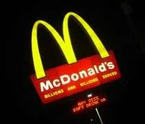 McDonalds on South Cedar near Jolly Road in Lansing.