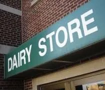 The MSU Dairy Store in Anthony Hall.